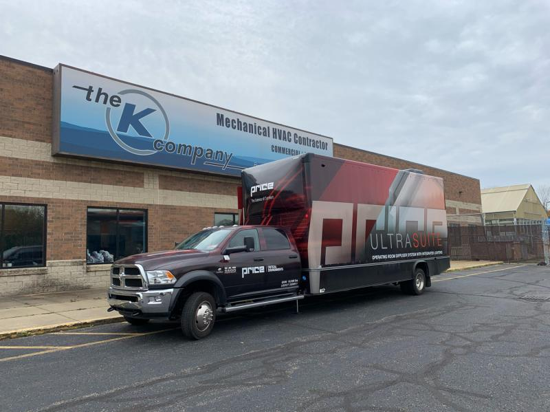 The Price Industries' UltraTour Rolls Through Ohio