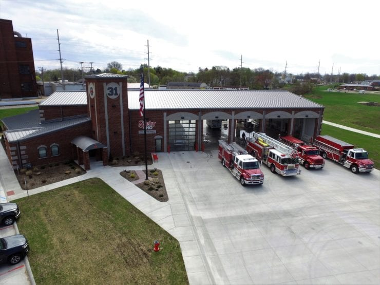 Shelby Fire Station - Shelby, OH