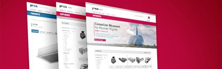 Website Improvements