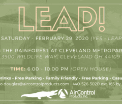 UPCOMING: LEAP! At the Rainforest