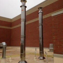Metal Fab Flue Pipe