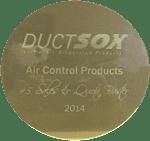 Duct Sox 2014 Award
