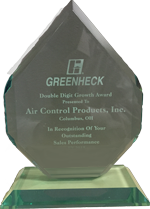 Greenheck Award
