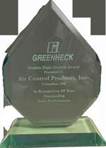 Greenheck Award