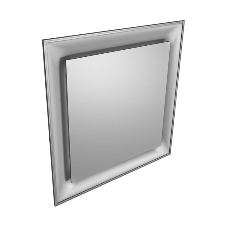 Square Plaque Jet Diffuser
